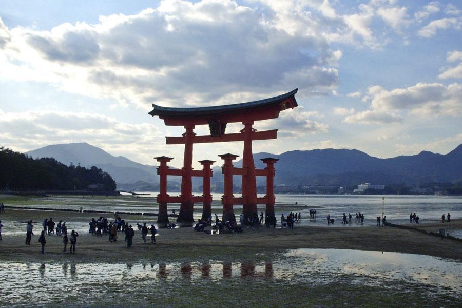 Chugoku oeste de Honsu Japon