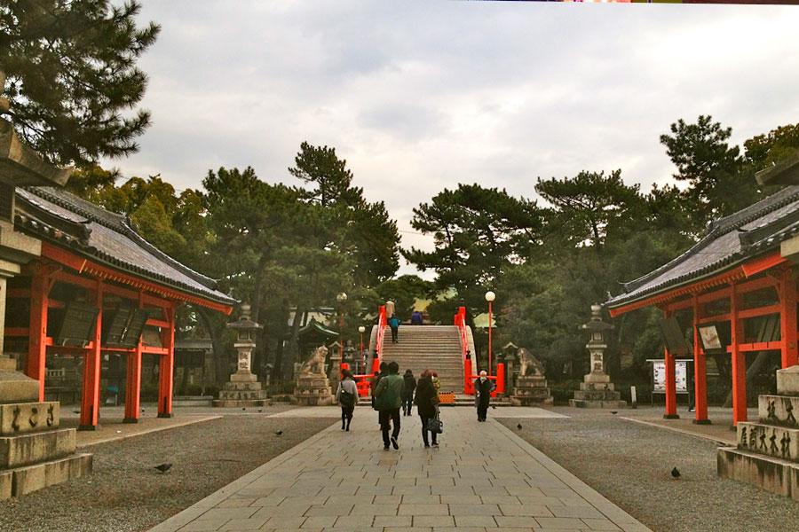 Templo Sumiyoshi-Taisha