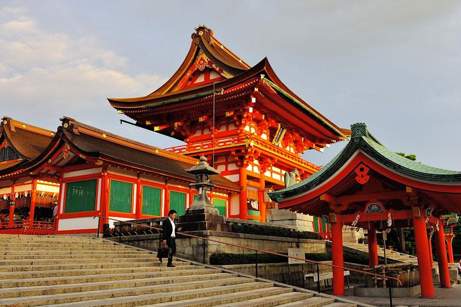 arquitectura tradicional de japon