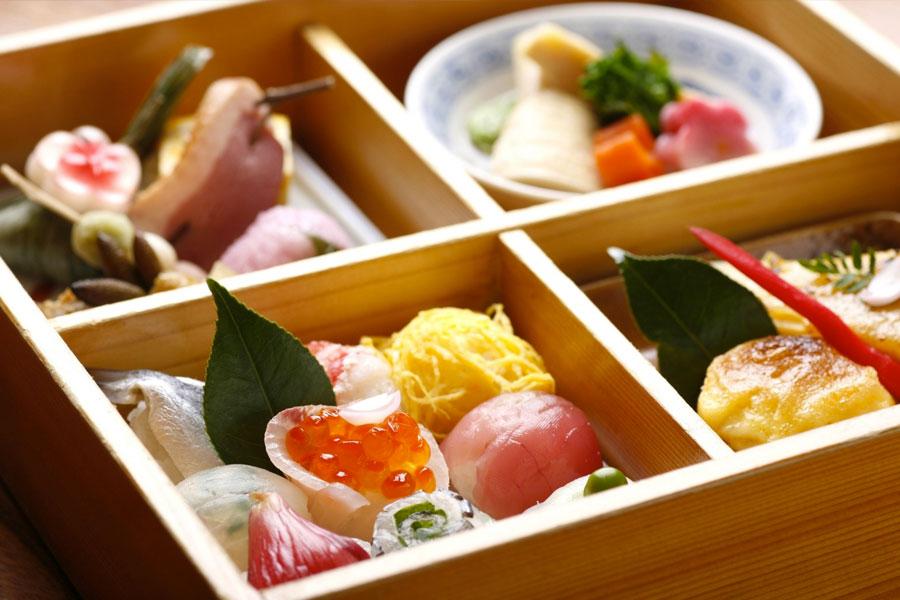 caja bento japon