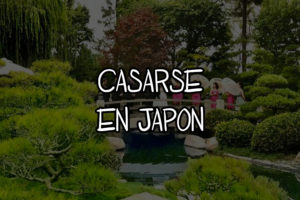 casarse en japon