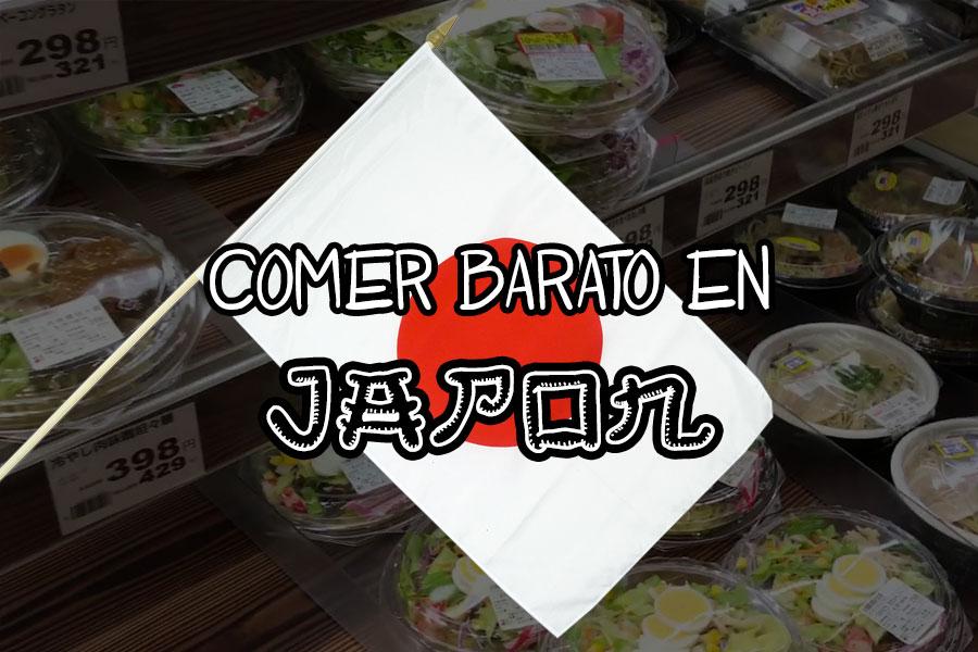 comer barato en japon