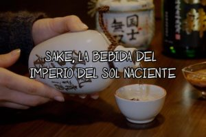 el sake de japon