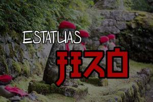 estatuas jizo japon