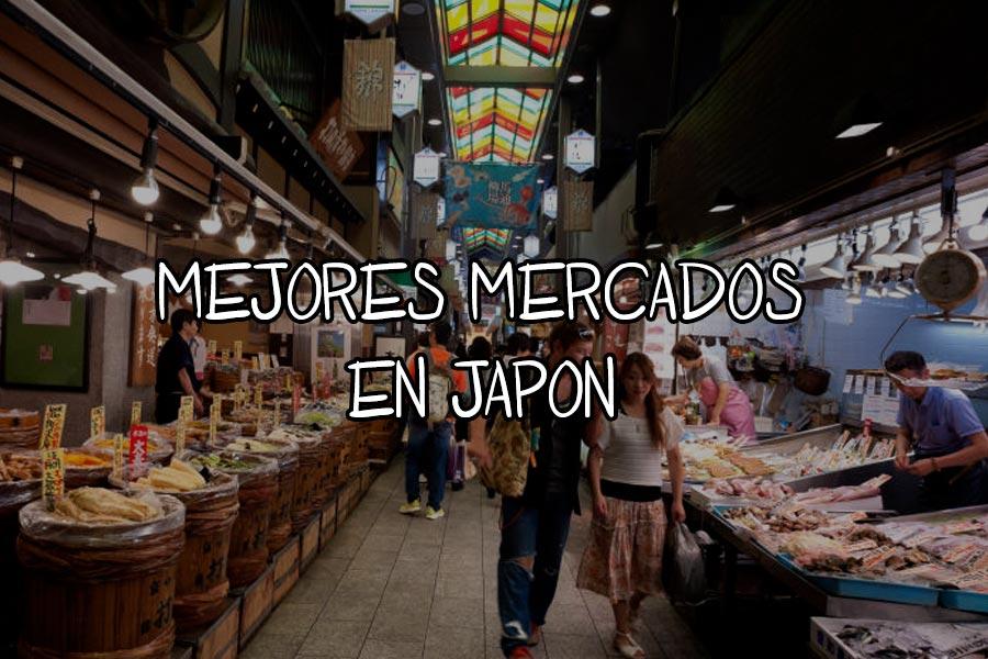 mejores mercados japon