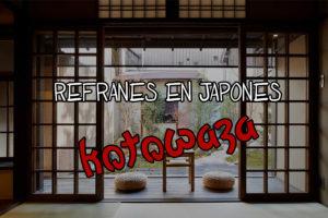 refranes en japones