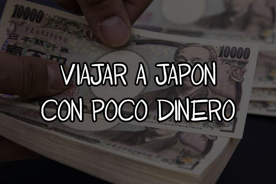 viajar a japon con poco dinero