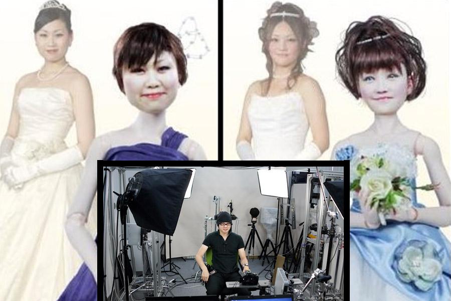 Fabrica de clones en Akihabara