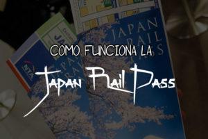 como funciona Japan Rail Pass