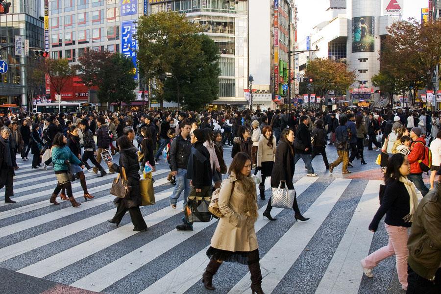 Cruce Shibuya