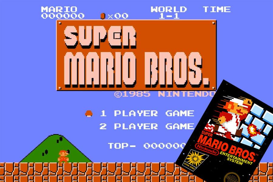 jugar a Super Mario Bros online
