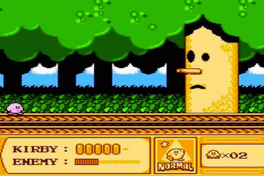 jugar a Kirby online