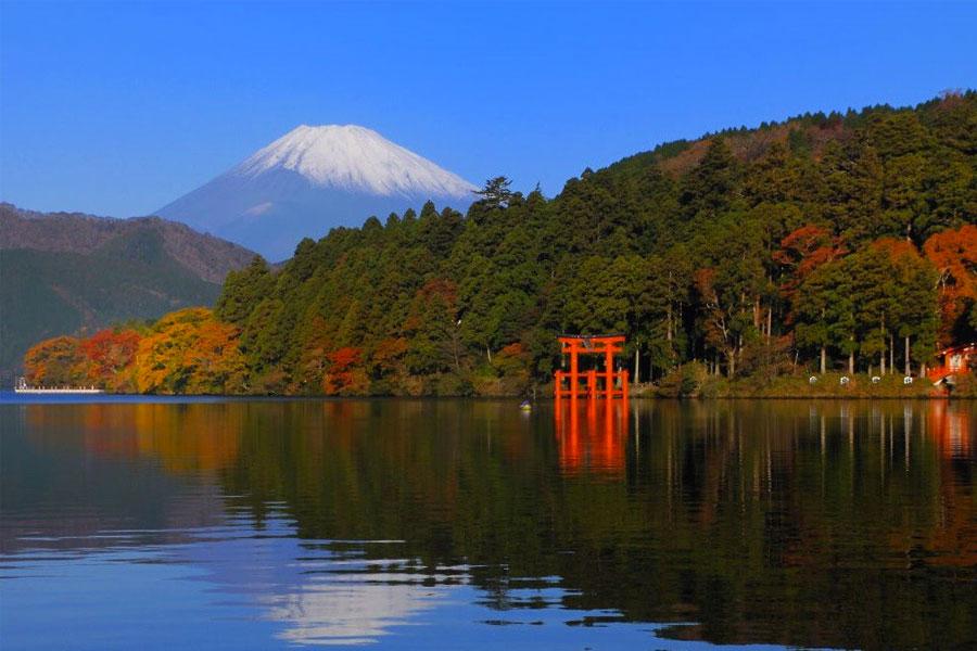 lago Ashi Hakone