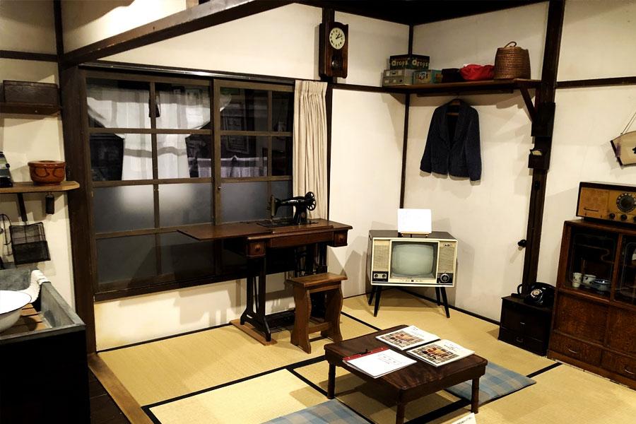 Museo Shitamachi en Tokio