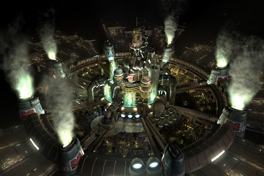 reactor mako final fantasy vii