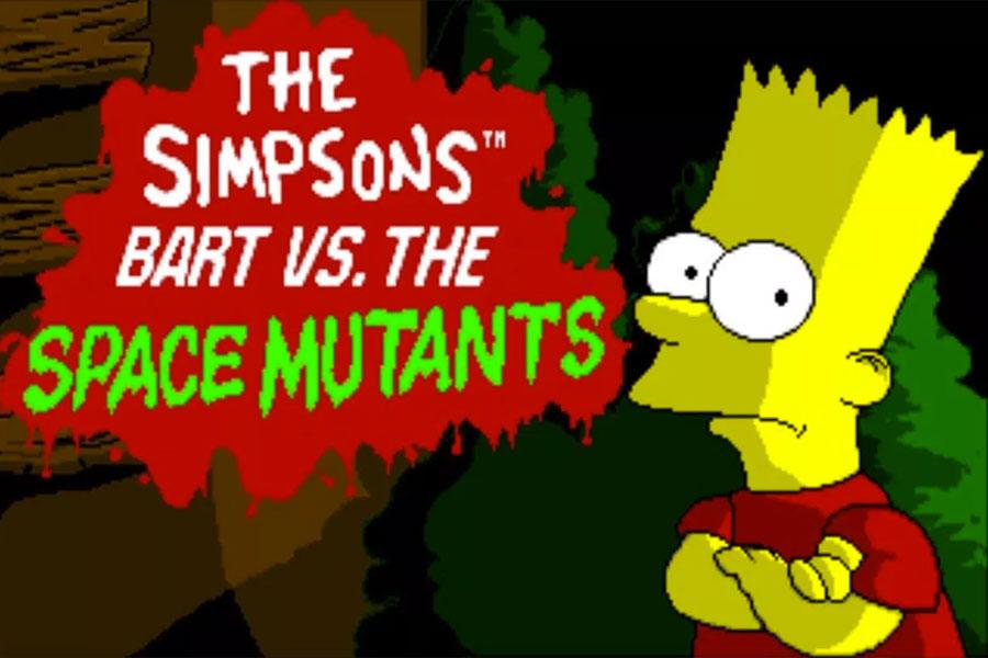 Simpson Space Mutants
