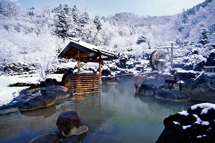 Hoheikyo onsen Josankei