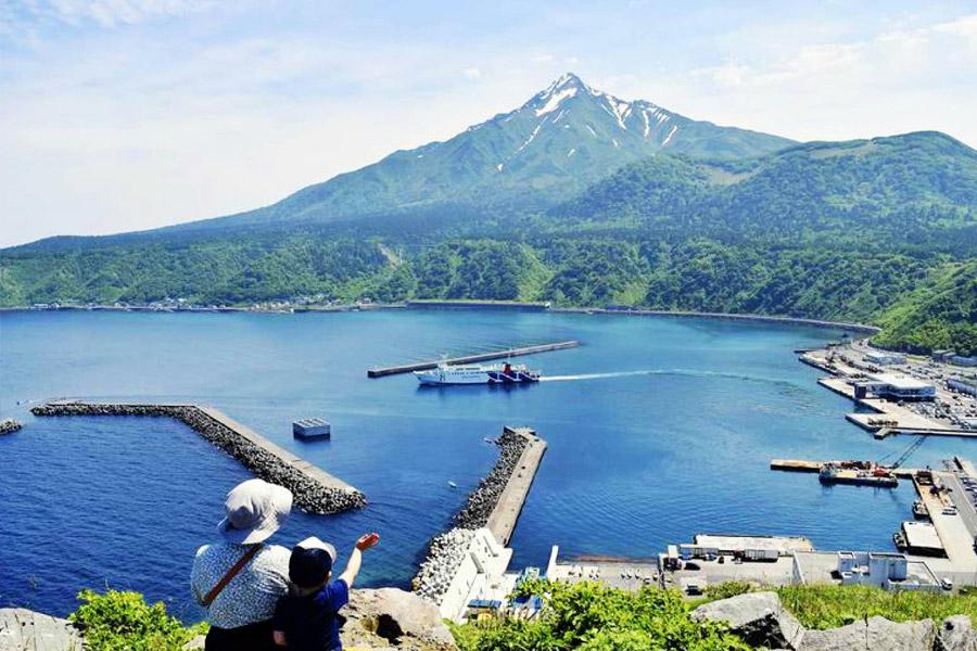 Islas Hokkaido Rishiri-to