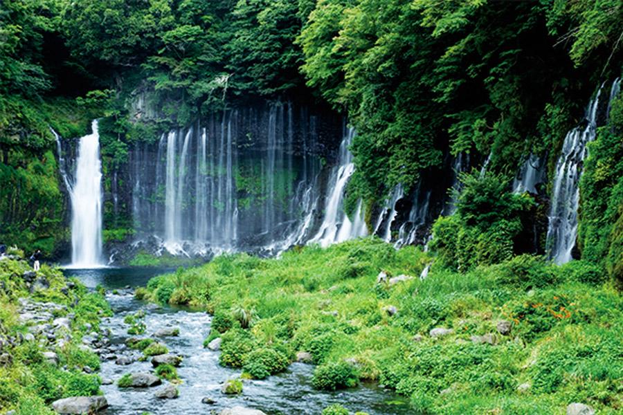 Cascada Shiraito no Taki Jozankei