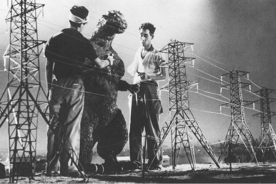 Como se hizo Godzilla