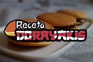 Receta Dorayakis