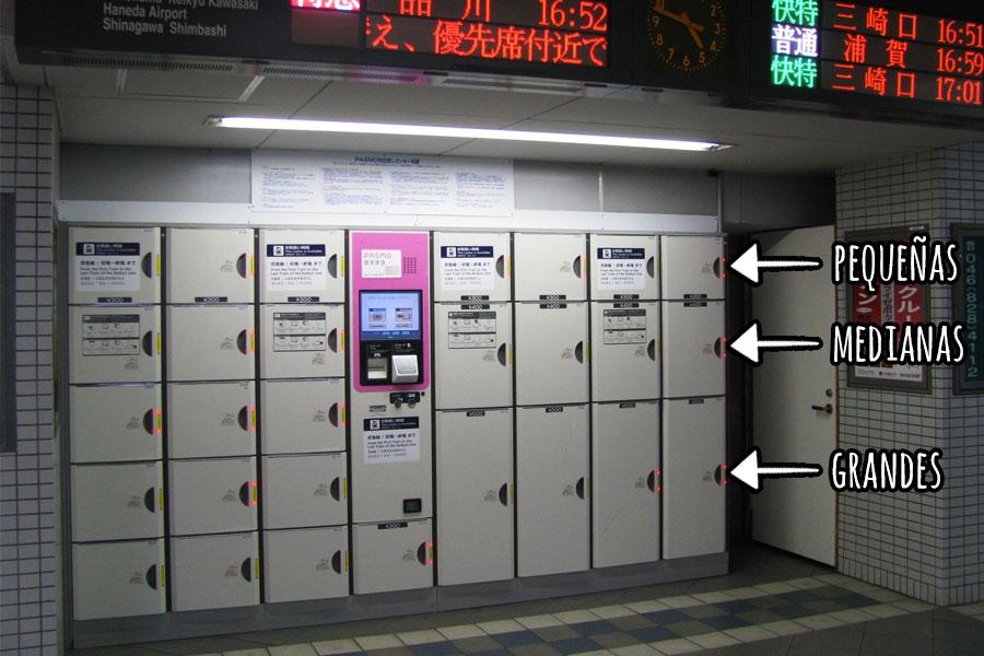 taquillas en Japón