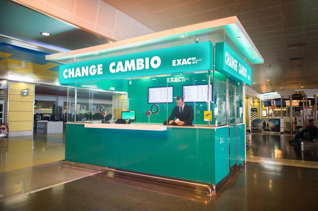 Oficina Exact Change