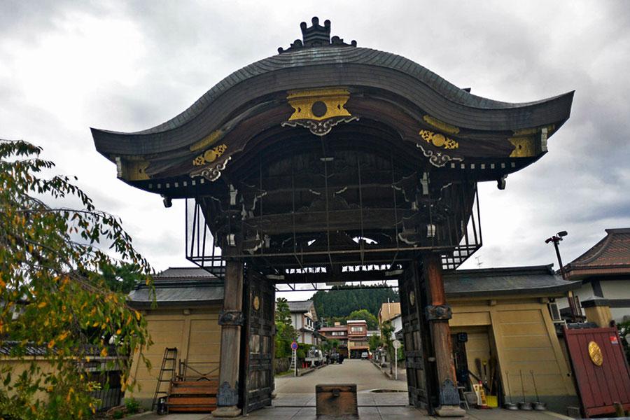 Templo Shorenji