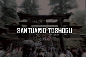 Santuario Toshogu en Nikko