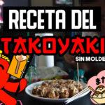 receta Takoyaki sin molde